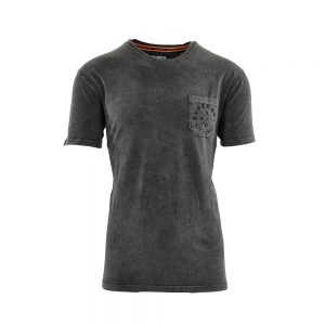 Superdry T-Shirt Γκρι